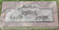 Anna Margaret <I>Petershagen</I> Von Hoene