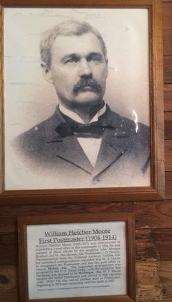 William Fletcher Moore