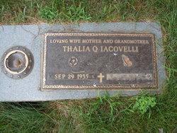 Thalia K. <I>Quinney</I> Iacovelli