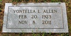 Vontella Allen
