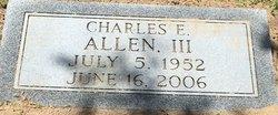 Charles Edward Allen, III