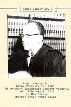 Roger Mckinley Yancey