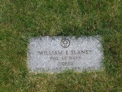 William E Slaney