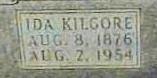 Dora Ida <I>Kilgore</I> Bryant