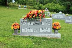 """Samuel Morrison """"Sam"""" Simmons"""