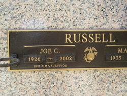 "Joe Cephus ""Jay"" Russell"