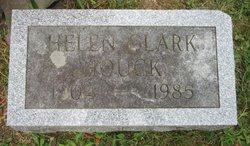 Helen <I>Clark</I> Houck