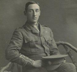 Capt Norman Jerome Beauchamp Leslie