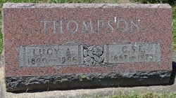Lucy A. Thompson