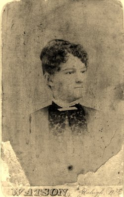 "Bettie Munford ""Bet"" <I>Alston</I> Allen"