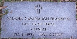TSGT Vaughn Cavanaugh Franklin