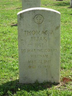 Thomas A Fijak