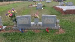 Pvt Henry B. Hendrix