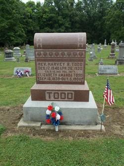 Rev Harvey Rush Todd