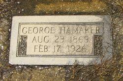 George Elmer Hamaker