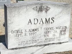 Doyle Samuel Adams