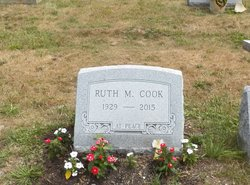 Ruth Marie <I>Bowlby</I> Cook