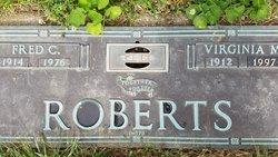 Virginia M <I>Beckett</I> Roberts