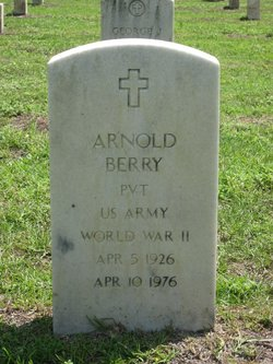 Arnold Berry