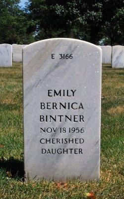 Emily Bernica Bintner