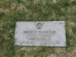 Ernest Demello