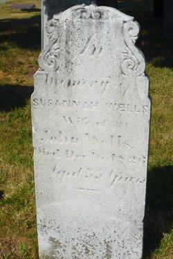 Susannah <I>Lount</I> Wells