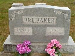 Grace E <I>Stoneciper</I> Brubaker