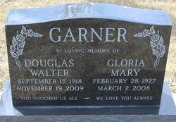 Gloria Mary <I>Keller</I> Garner