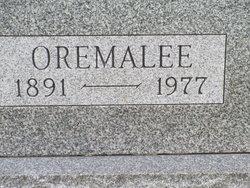 Oremalee L <I>Durm</I> Carey