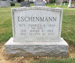 Maude B. <I>McLaughlin</I> Eschenmann