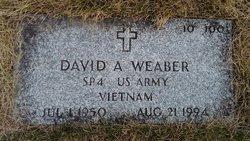 David A Weaber