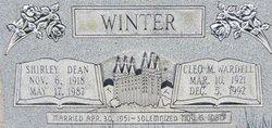 Cleo Mary <I>Wardell</I> Winter