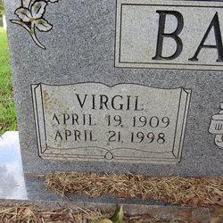 Virgil Barton