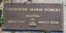 Catherine Marie <I>Hoover</I> Powers