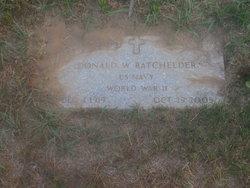"Donald W. ""Batch"" Batchelder"