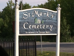 Saint Marks Roman Catholic Cemetery