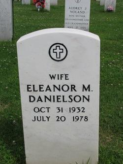 Eleanor M <I>Dufault</I> Danielson