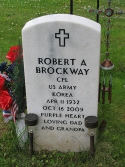 Robert A Brockway