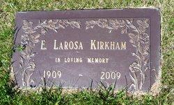"Ethel ""LaRosa"" Kirkham"