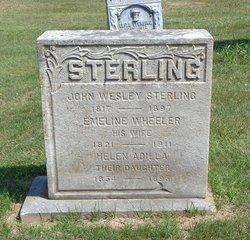 Emeline <I>Wheeler</I> Sterling