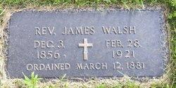 Rev James Walsh