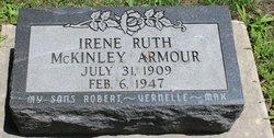 Irene Ruth <I>McKinley</I> Armour