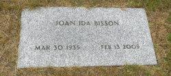 Joan S <I>Staples</I> Bisson