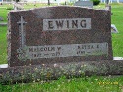 Malcolm William Ewing