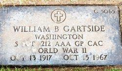 William B Gartside