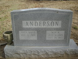Wan Richard Anderson