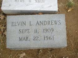 Elvin Lee Andrews