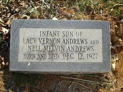 Infant Son Andrews
