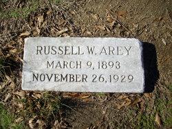 Russell Warren Arey