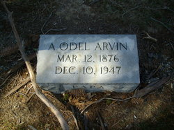 Adrain Odell Arvin
